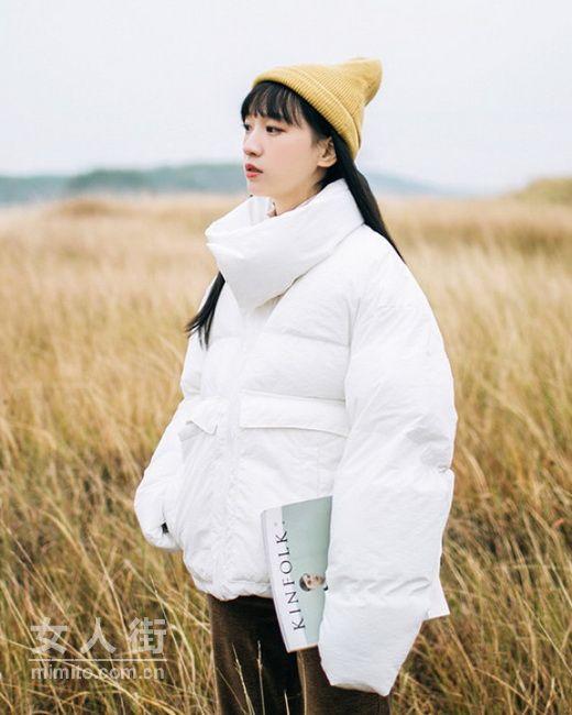 短棉服大集结,冬季就爱面包服
